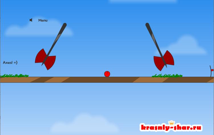 Фото онлайн игры красный шар 1