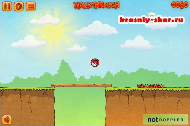 Игра red ball 3